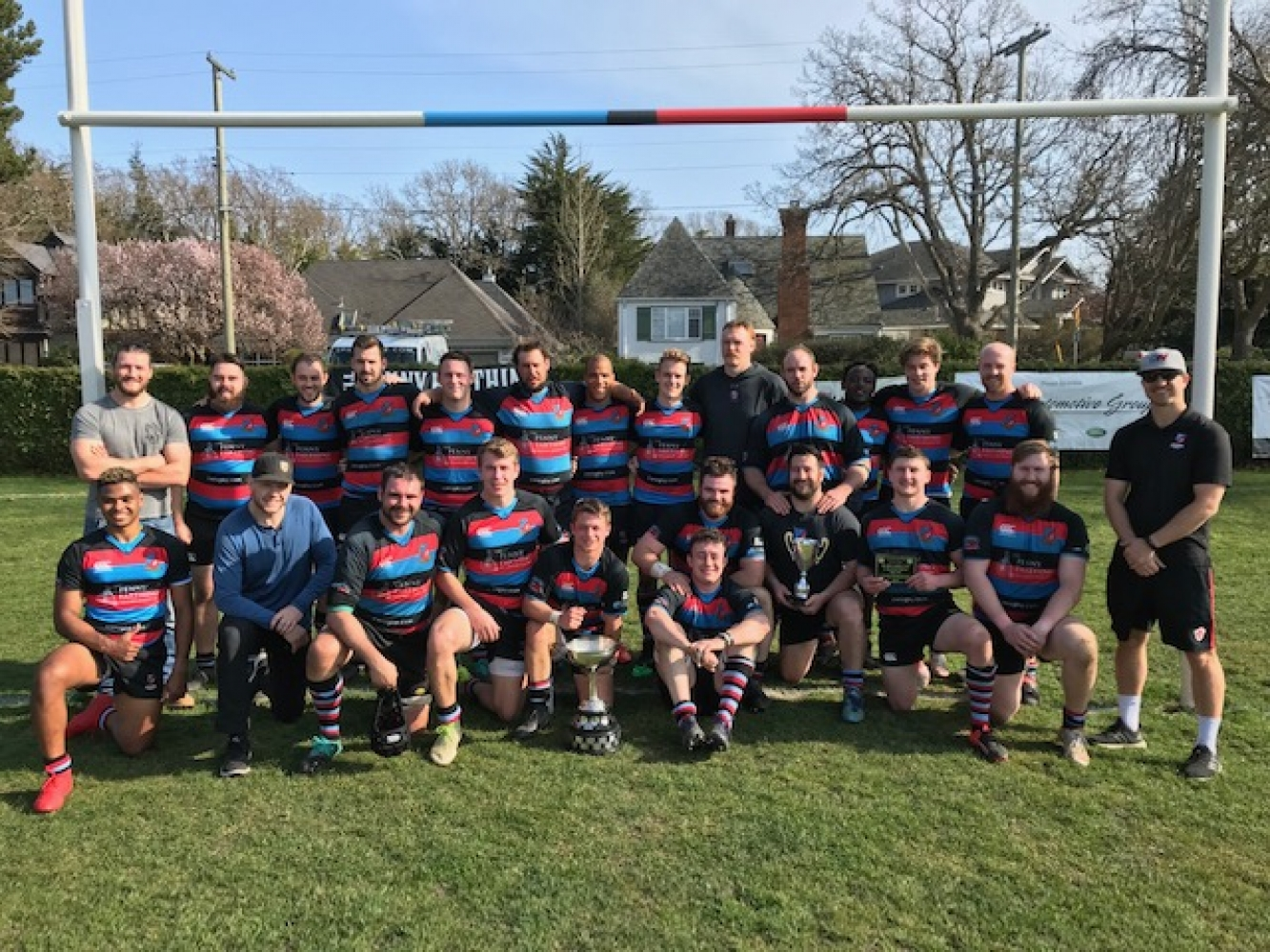 BARNARD CUP CHAMPS REPEAT!