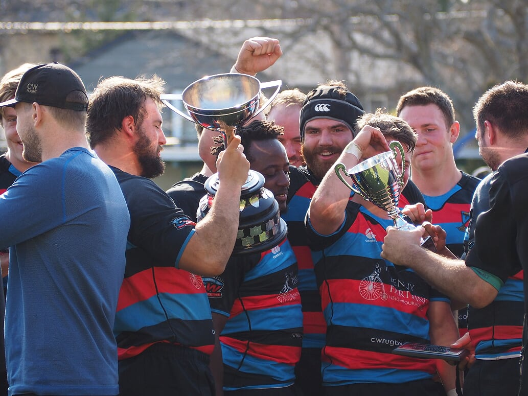 BARNARD CUP CHAMPS REPEAT! - Image 3