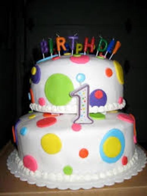 Birthday, Numero Uno!