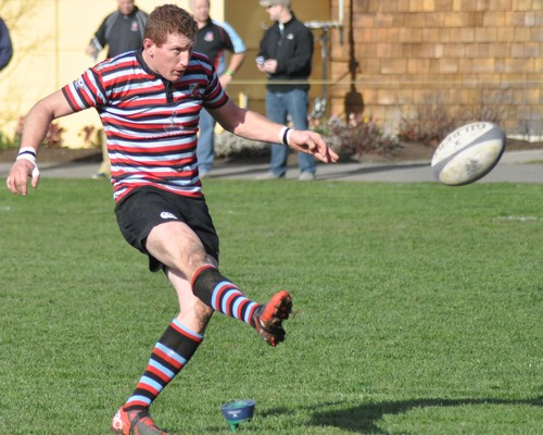 Buckley Boots Boys To Victory
