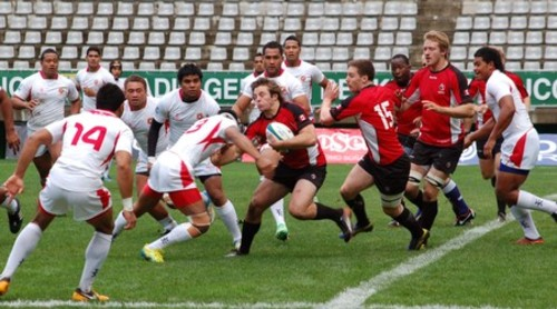 CANADA U20's OPEN WITH A