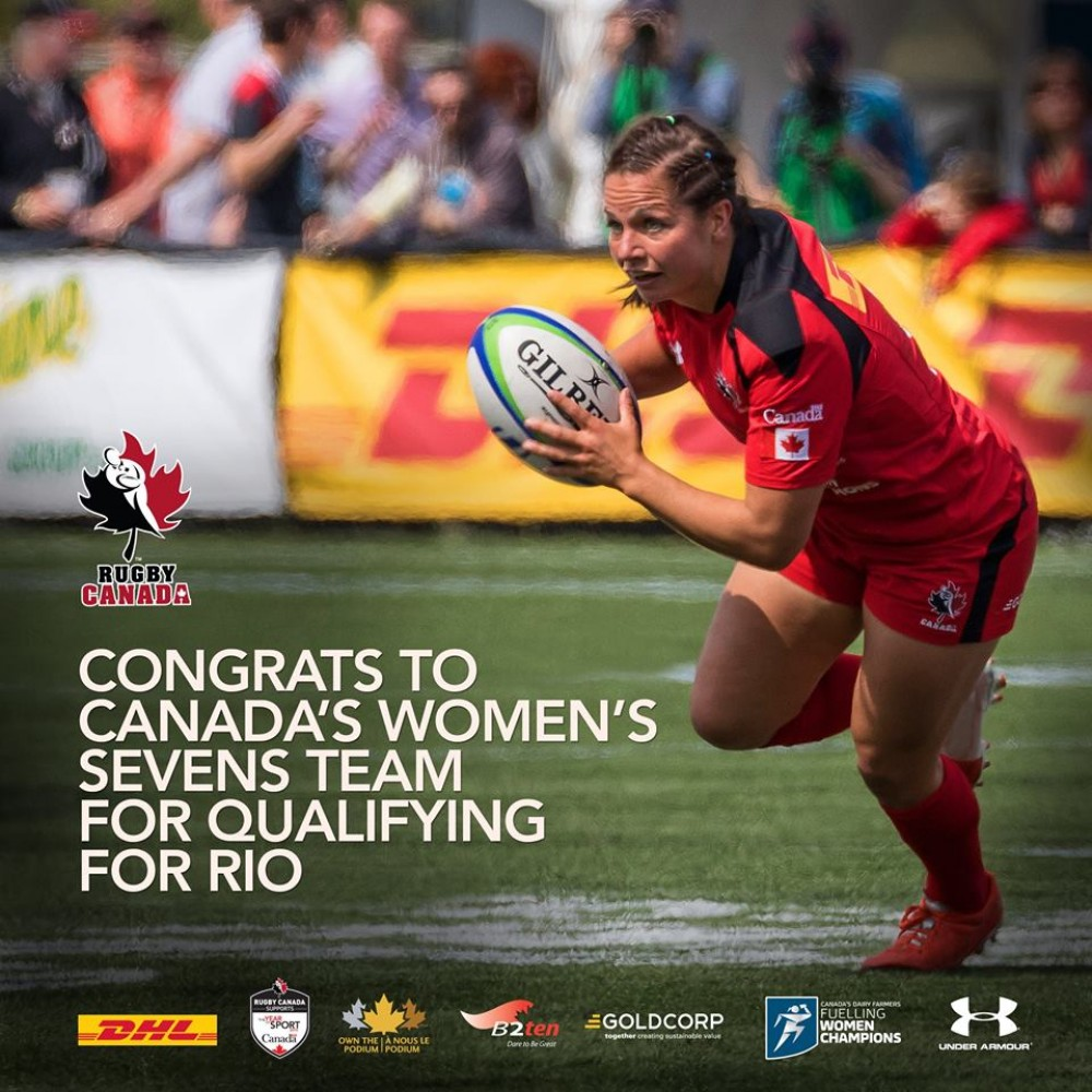Done Deal - Women Qualify!