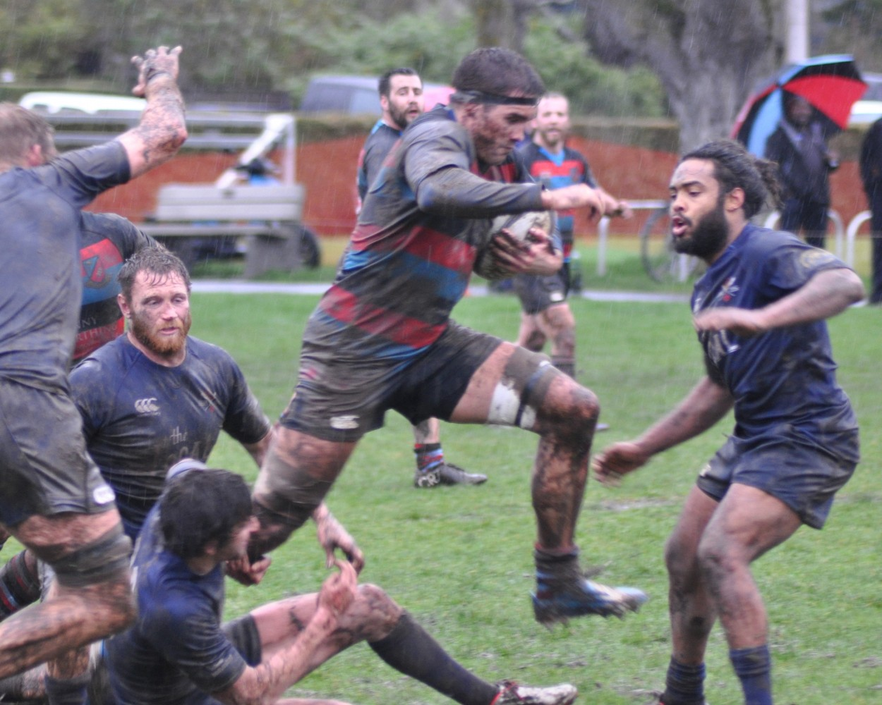 Game Report - A Glum Day at Windsor
