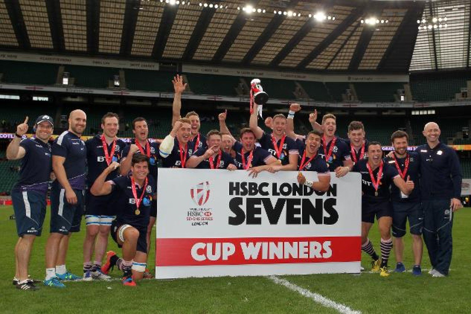 London Sevens - Saving the Best 'til Last!