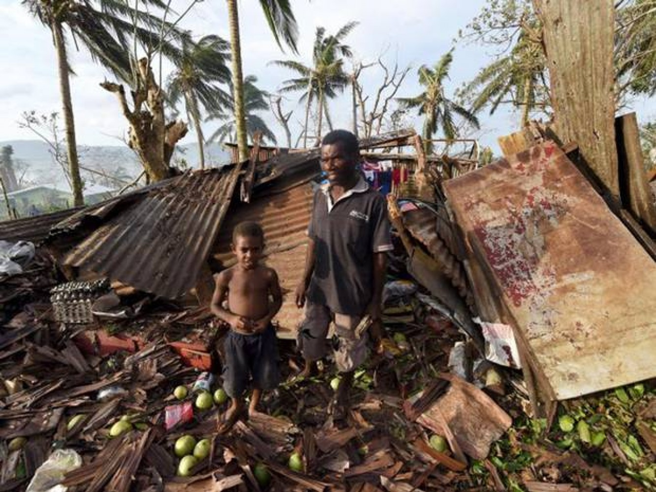 News From Vanuatu