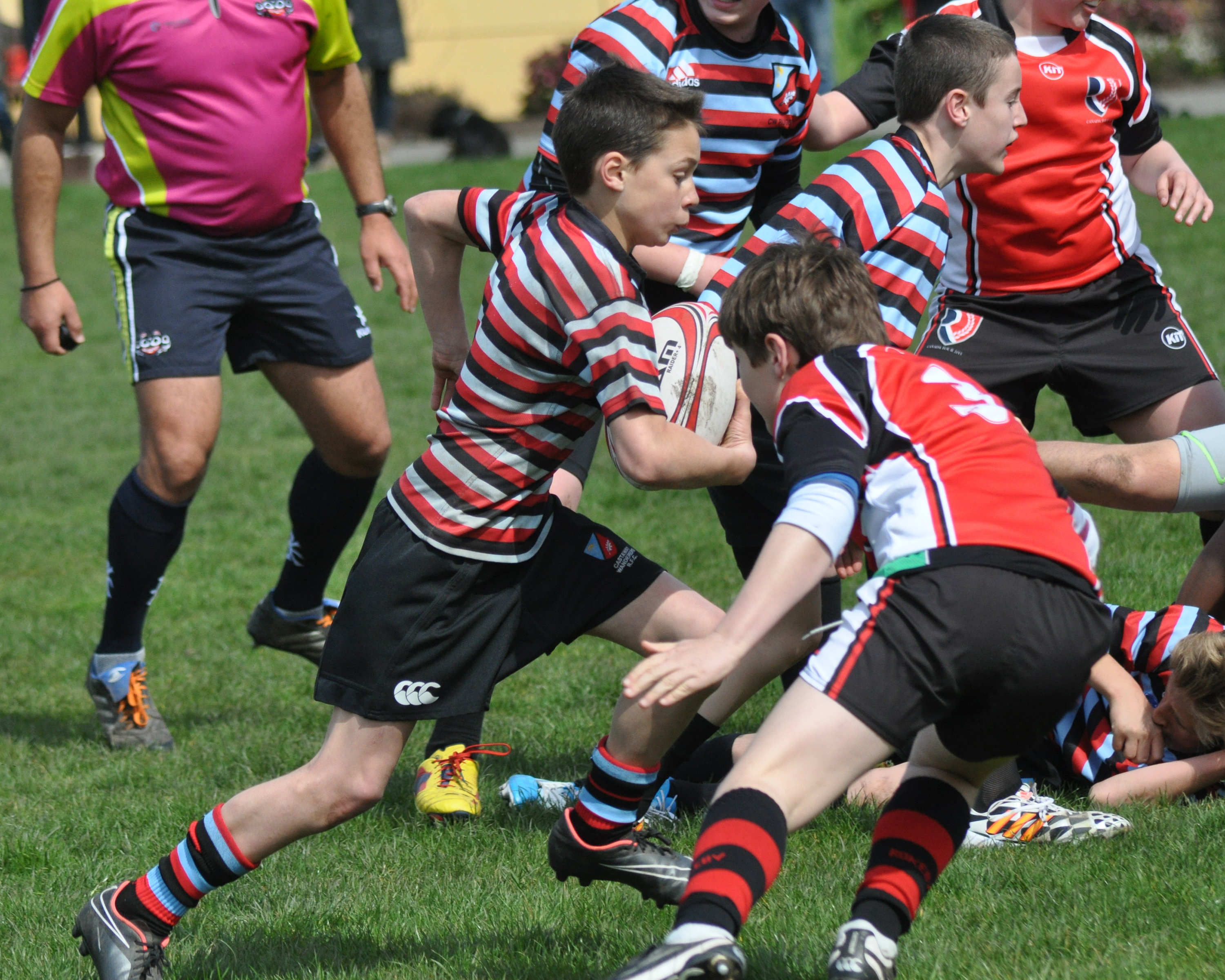 Rugby Resumes - Image 1