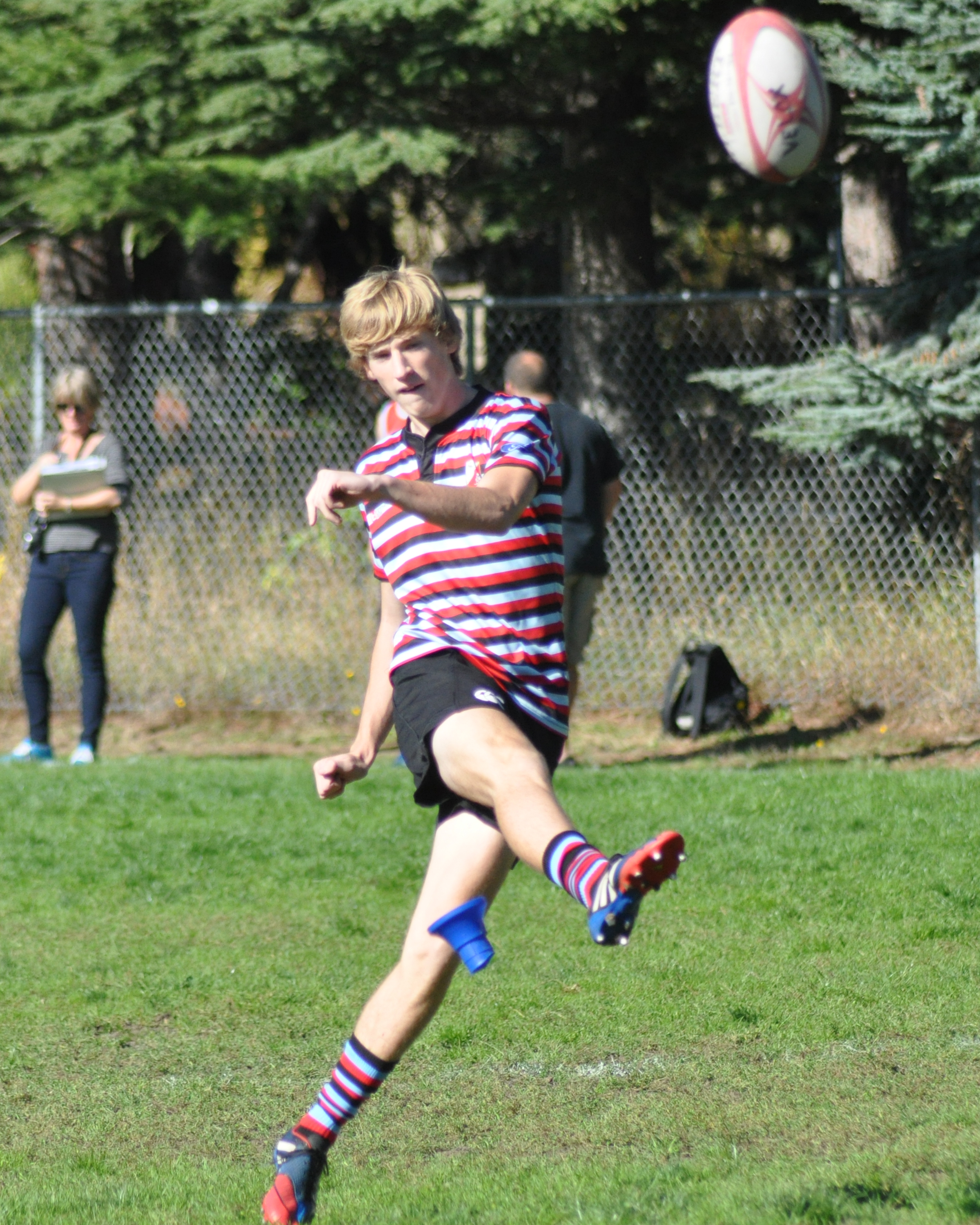 School Rugby Takes Over - Image 1