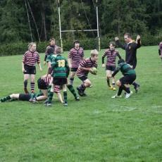 U11's/U13's Go 8 & 0 @ Cowichan Jamboree