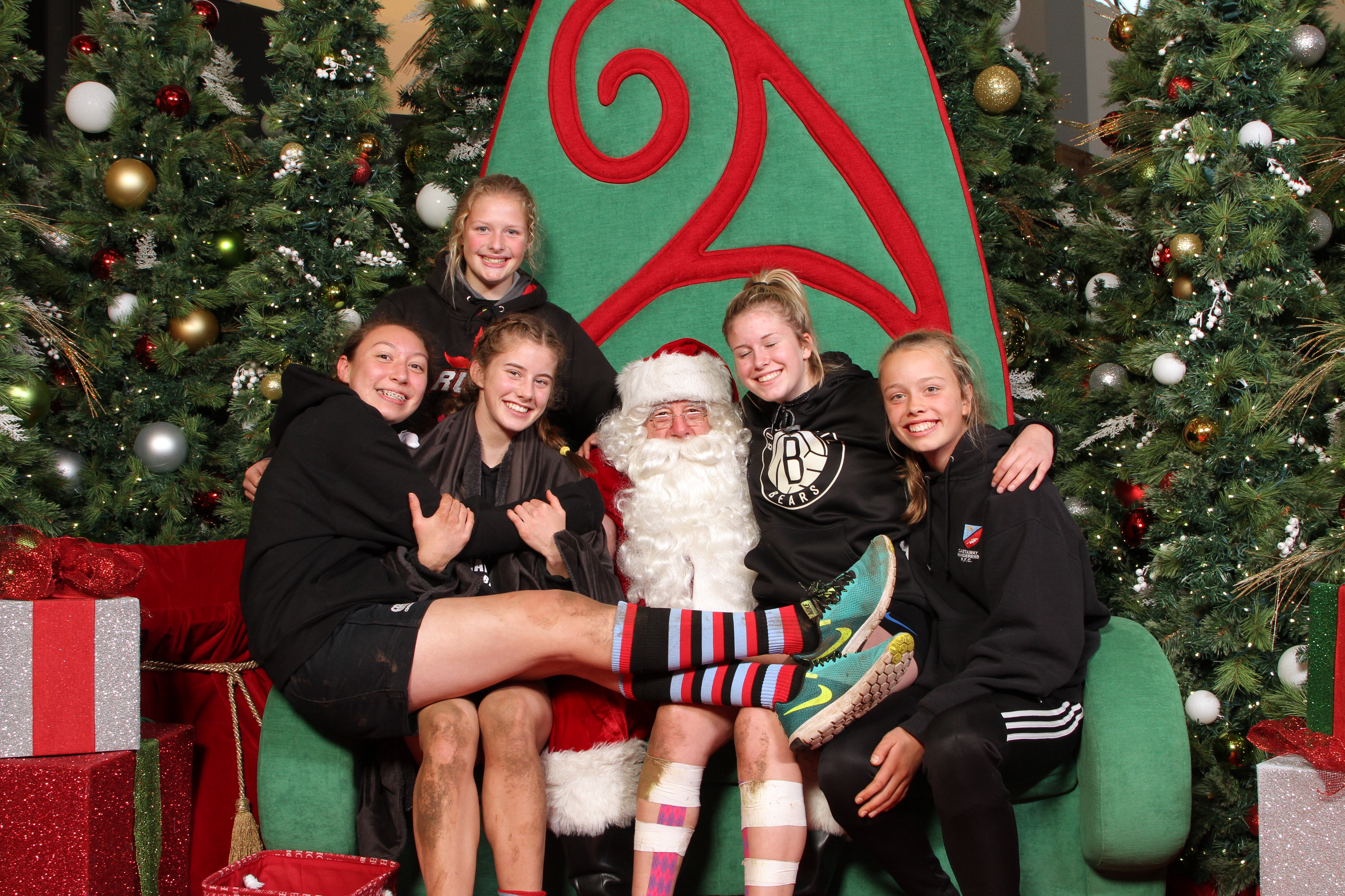 CW U14 Girls - Where are they now ? - Image 3
