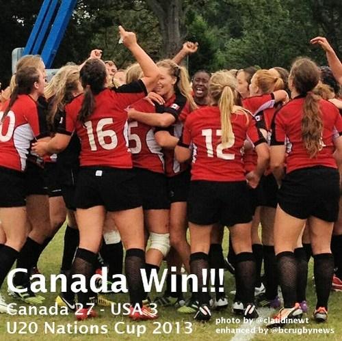 U20 Women Go Undefeated