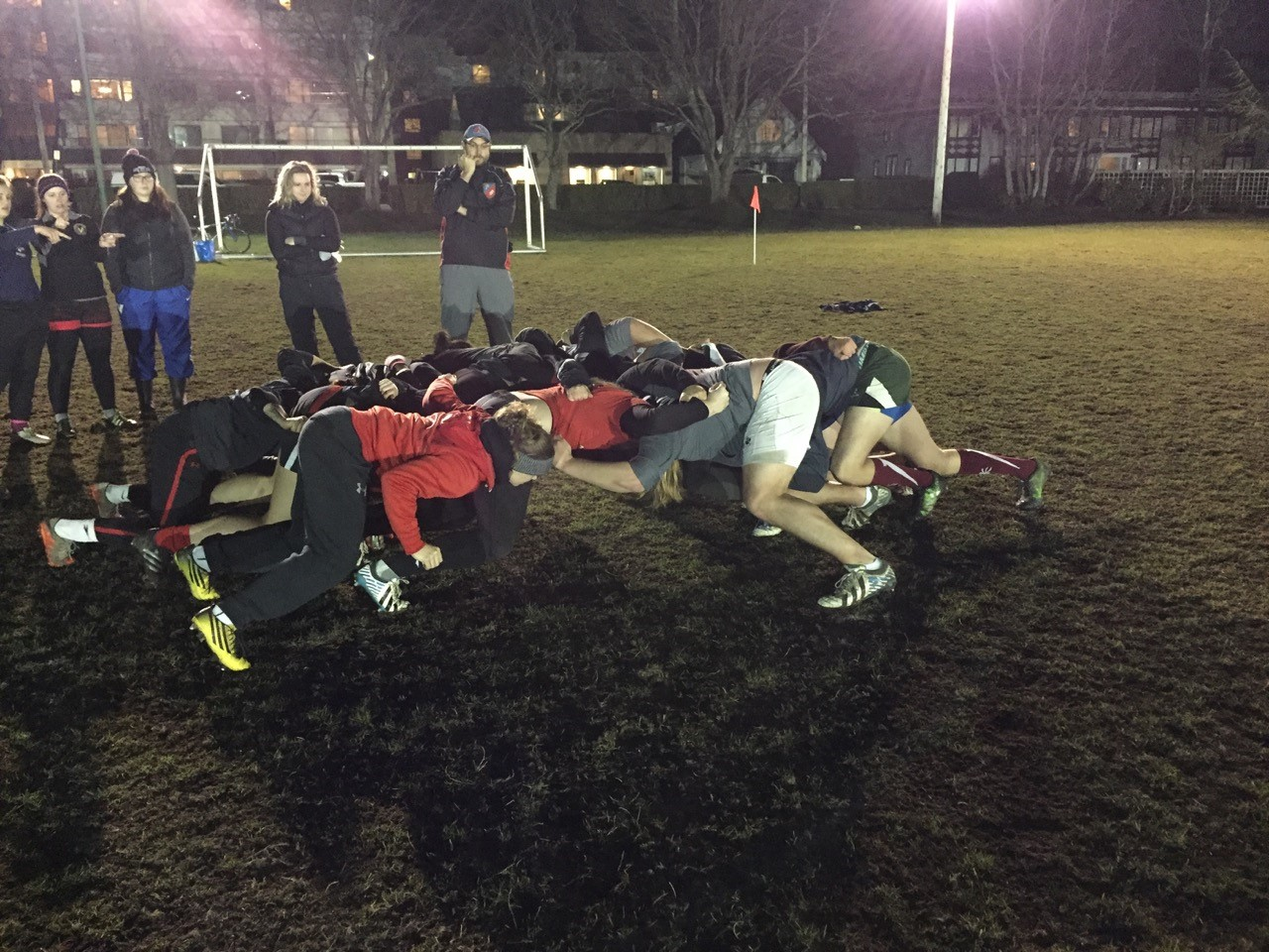 Wednesday's Ruck & Maul - Image 1