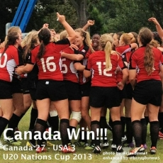 U20 Women Go Undefeated