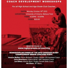 Top Coaching Comes To Victoria