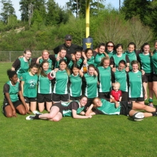 Girls Sevens takes off in Victoria !