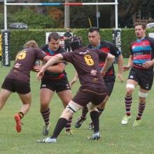 2018-09-29 Senior Men\'s Premier Reserve vs Capilano