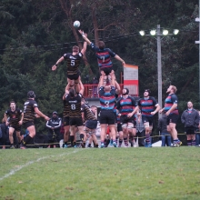Castaway Wanderers Rugby Club in Victoria, BC