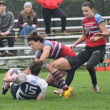 CW Women vs Burnaby Lake Oct 29/16