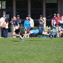 2019-04-20 Senior Men\'s Premier vs UVIC