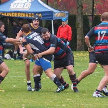 2019-10-19 Senior Men\'s Premier Reserve vs UBC