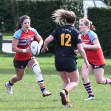 Women vs Capilano March 25, 2017
