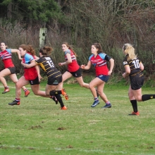 2020-02-09 Senior Women\'s vs Nanaimo Hornets