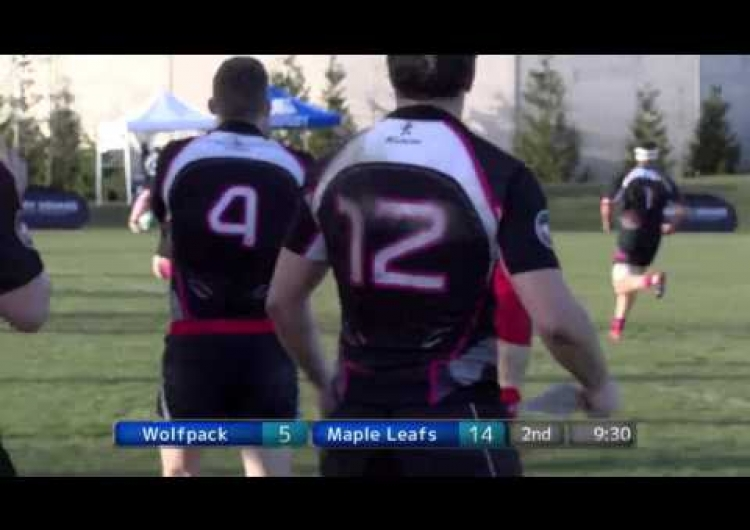 Wolfpack v Maple Leafs (Elite Men Finals)