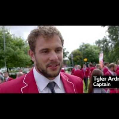 Rugby World Cup - Canada's Welcome Ceremony