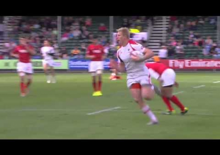 Canada's 2015 Men's Glasgow Sevens Highlights