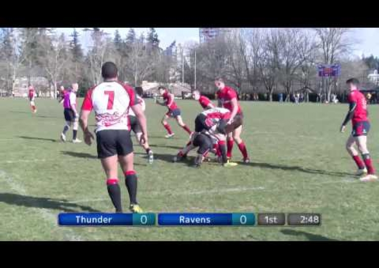 Thunder v UBCOB Ravens (Elite Men)