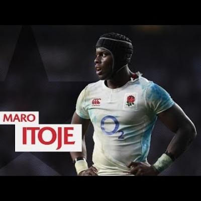 Six Nations Star Player | England's Maro Itoje