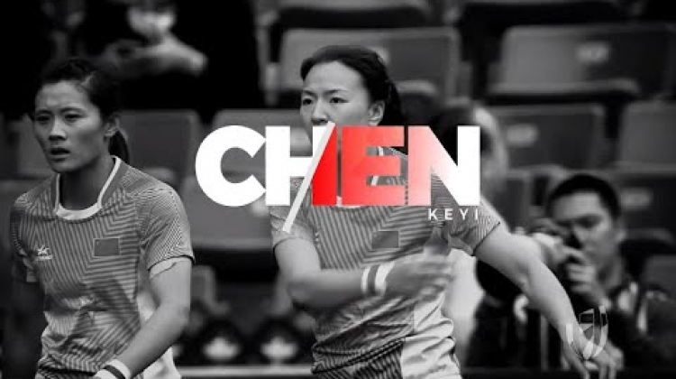 One to watch: Chen Keyi