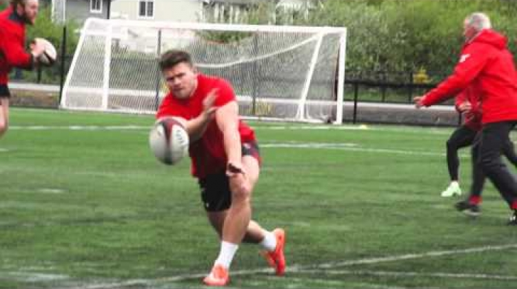Rugby Canada Pump Up Reel with Evolve Functional Fitness