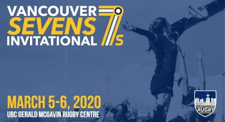 2020 Vancouver Sevens Invitational - Day 1 - Field 1