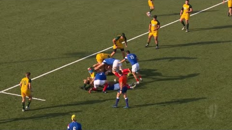 U20s Highlights: France claim their second U20 Championship title