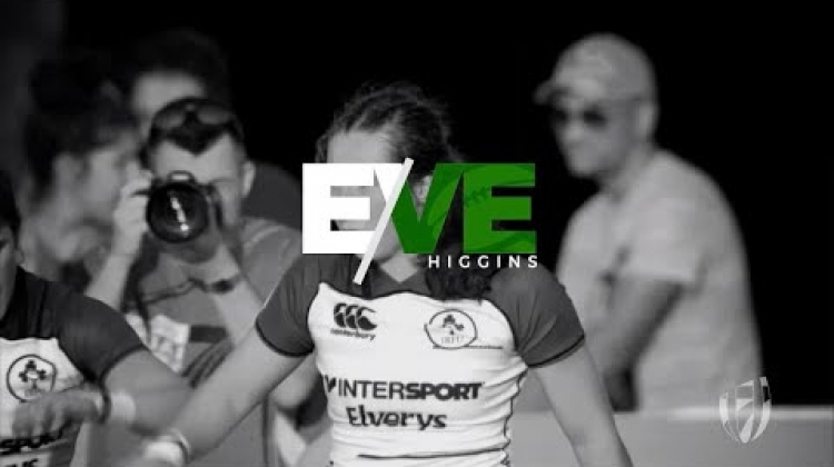 One to watch: Eve Higgins