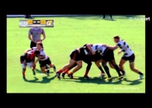 Canada Maple Leafs v USA Falcons at 2015  Halloween 7s