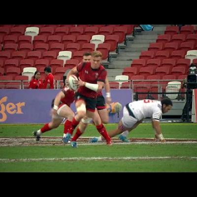 DHL Impact Player | Sam Cross is an absolute beast