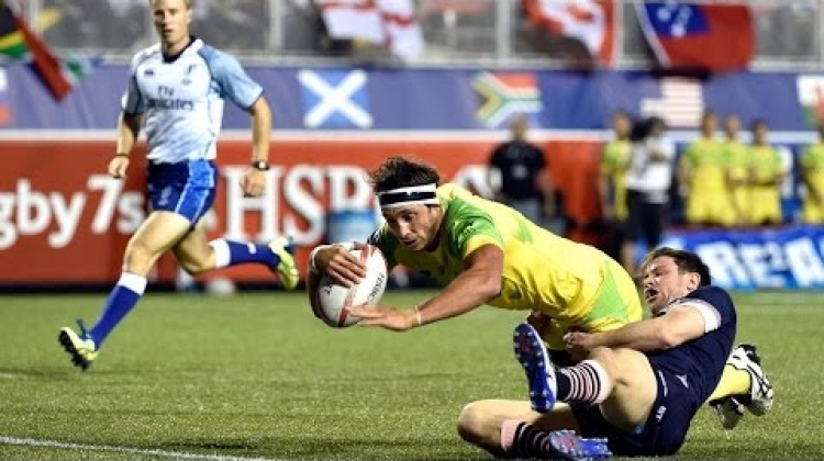 Superstars chosen in USA7s Dream Team