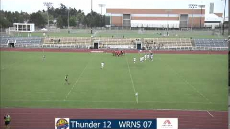 Victoria 7s - Thunder vs North Star Rugby - July 11, 2015