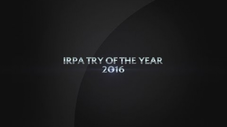 IRPA Try of the Year | World Rugby Award Nominees 2016
