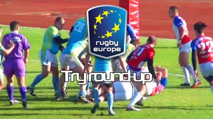 Rugby Europe Try Round-Up