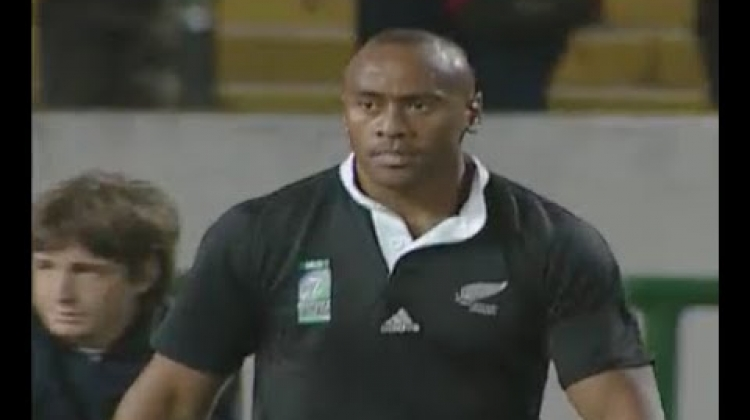 Rugby World Cup Sevens 2001 Final - New Zealand v Australia