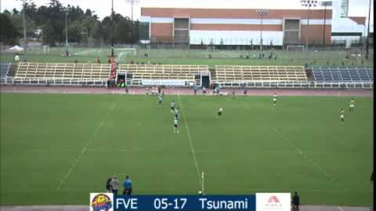 Victoria 7s - Tsunami vs Fraser Valley East - July 11, 2015