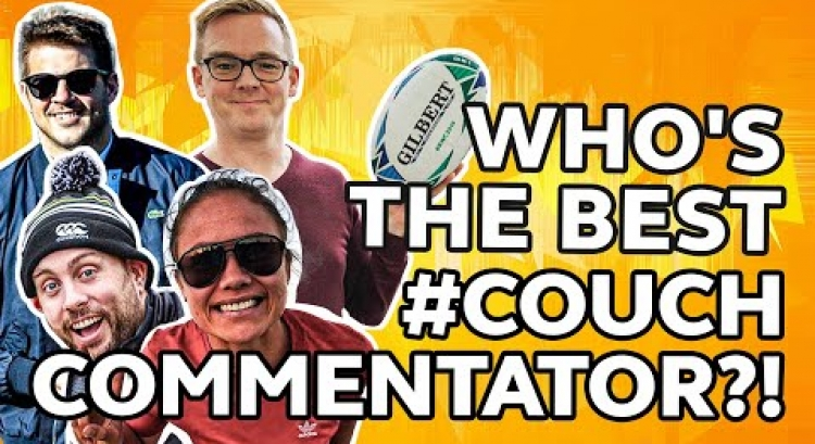Couch Commentator | VOTE NOW