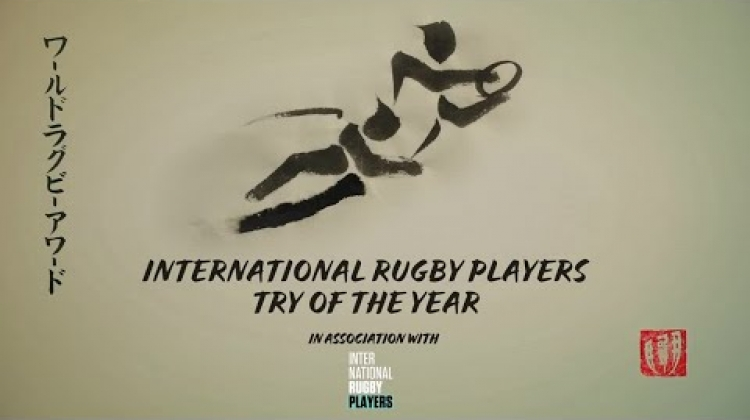TJ Perenara wins International Rugby Players Try of the Year