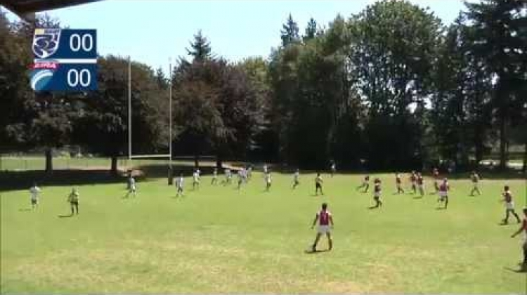 BC U16 vs Eagle Impact Rugby Academy - July 18, 2015