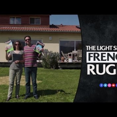The Rugbymen: embracing the lighter side of rugby
