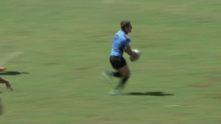 Length-of-the-pitch try from Uruguay | U20 Trophy