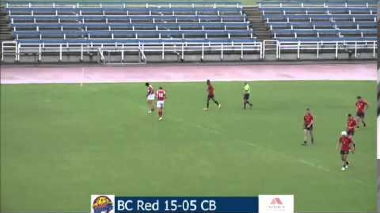 Victoria 7s - BCEY7s (Team Red) vs Celtic Barbarians - July 11, 2015