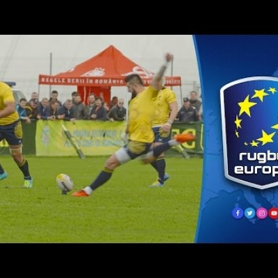 Try round-up | Rugby Europe Championship